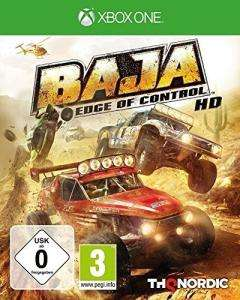Baja: Edge of Control HD (Xbox One) für 7,99€ (Müller)