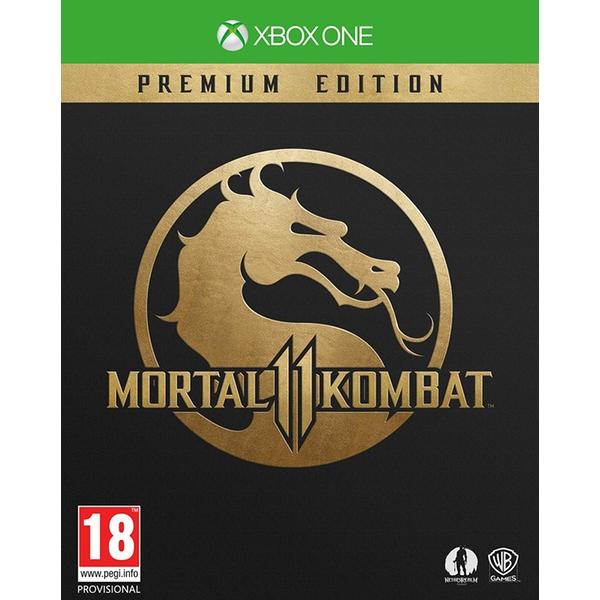 Mortal Kombat 11 Premium Edition (Xbox One) für 59,17€ (Shop4de)