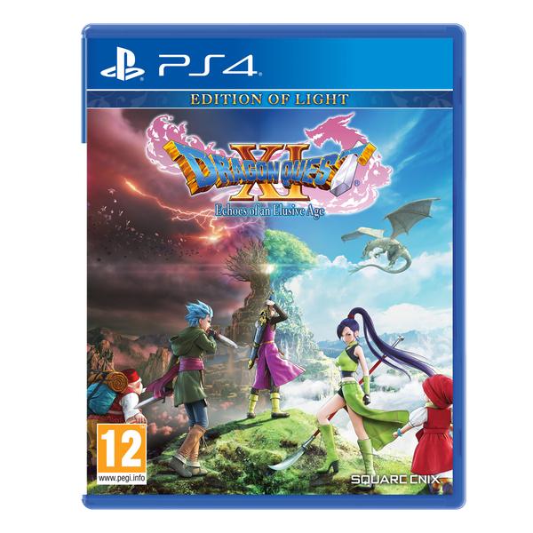 Dragon Quest XI: Streiter des Schicksals - Edition des Lichts (PS4) für 21,99€ (Shop4DE)