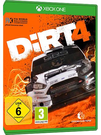 [MMOGA] Xbox One - Dirt 4 - Rennspiel (Download)