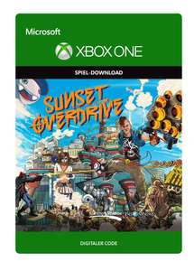 Sunset Overdrive (Xbox One Download Code) für 6,78€ (MMOGA)