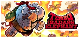TEMBO THE BADASS ELEPHANT (Steam) für 2,81€ (Gamesplanet)