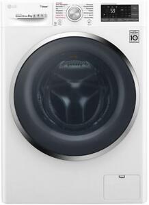 LG FTW9ATS2 A+++ Waschmaschine, 9 kg, 1400 U/Min., TwinWash, Steam, TurboWash