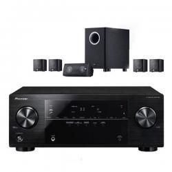 Pioneer VSX-422 AV-Receiver + Canton Movie 85 CX 5.1 Lautsprechersystem für 369 Euro