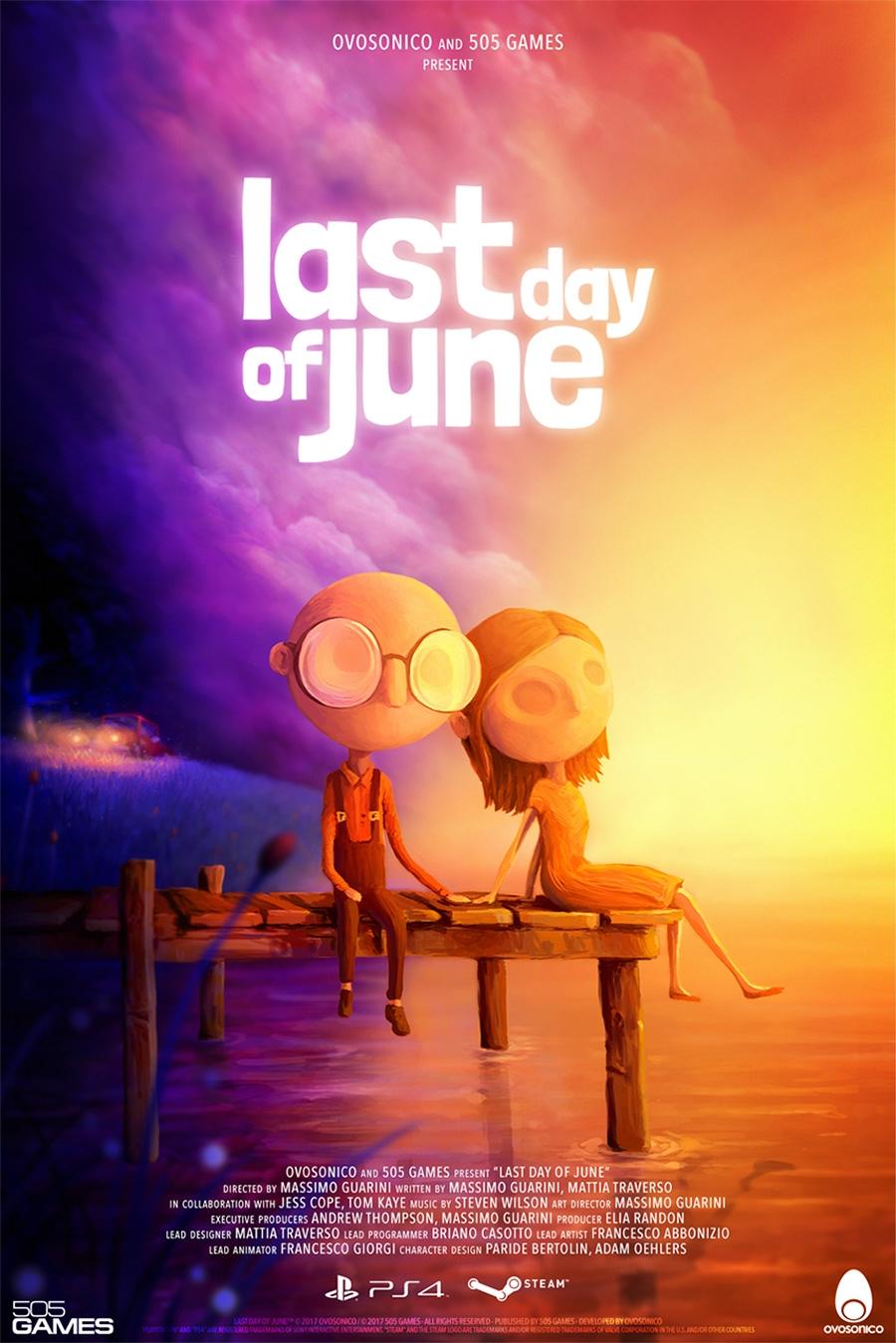 Last Day of June kostenlos ab dem 27.06.19 (Epic Games Store)