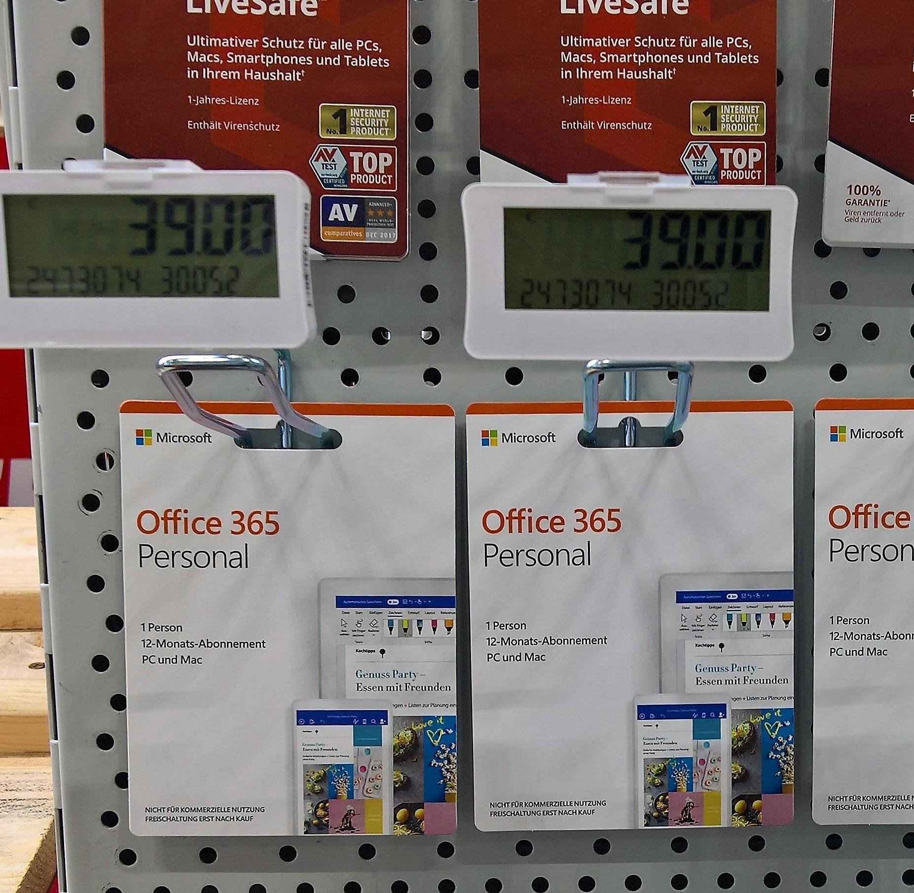 [lokal MM Oldenburg] Microsoft Office 365 Personal PKC