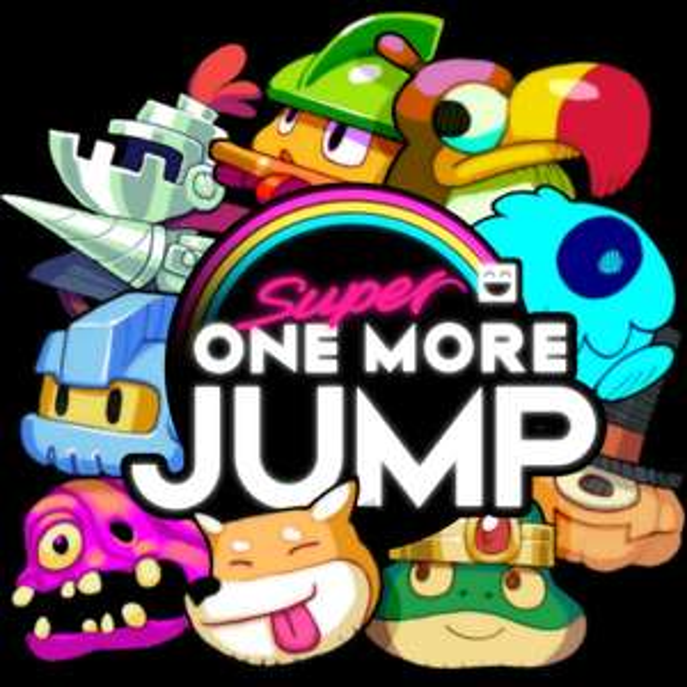 Super One More Jump (Switch) für 1,11€ oder für 0,90€ Südafrika (eShop)