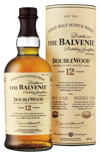 Balvenie Doublewood 12 ¦ Single Malt Whisky ¦ 0,7l 40% bei [Real.de] & [Amazon] / bei Amazon inkl. einer Miniatur