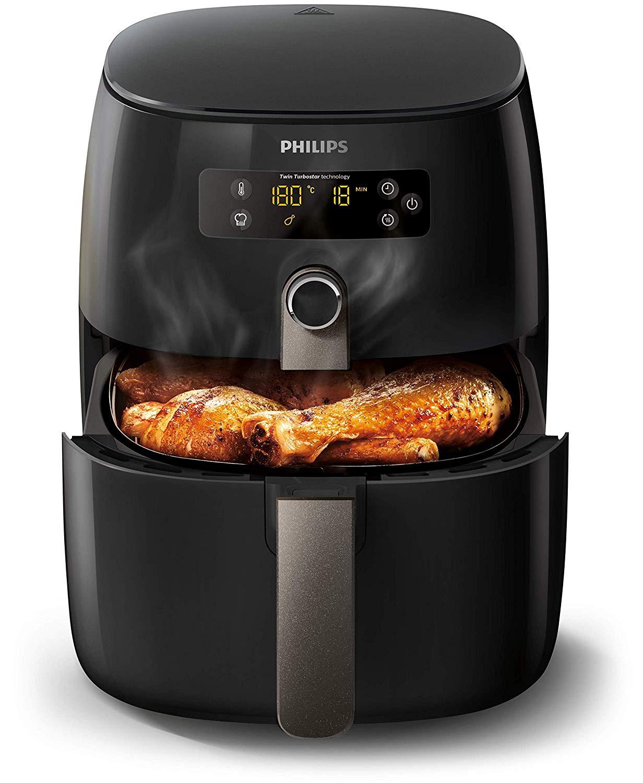 Philips HD9741/10 Airfryer Heißluftfritteuse [amazon.it]