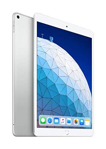 "Apple iPad Air 10.5"" (2019) - 64GB, WiFi + 4G, silber  (Amazon.es)"
