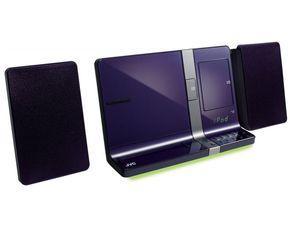 JVC UX-VJ5VE CD/Ipod System für 102,29€ @ MP