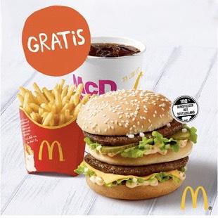 McDonalds - Gratis McMenu Small ab 20€ [lokal?]