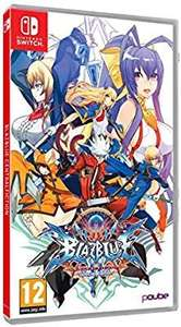 BlazBlue: Central FictionSpecial Edition (Switch) [Amazon Marketplace]