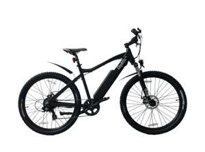 [Media Markt] CITY BLITZ CB 022 Mountainbike (27.5 Zoll, Schwarz Matt)