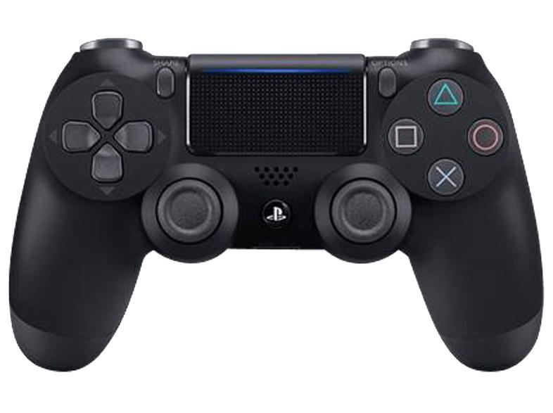 Sony PlayStation 4 DualShock 4 Wireless Controller V2 (Schwarz) für 33,61€ (Media Markt)
