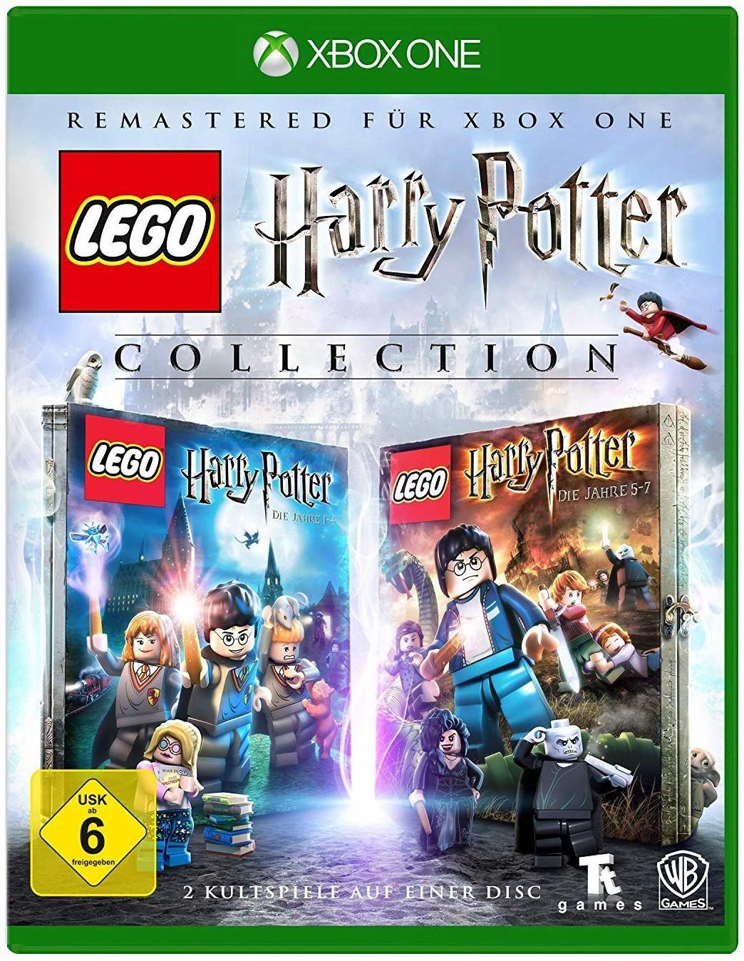 LEGO Harry Potter Collection (Xbox One) für 16,81€ versandkostenfrei (Media Markt)