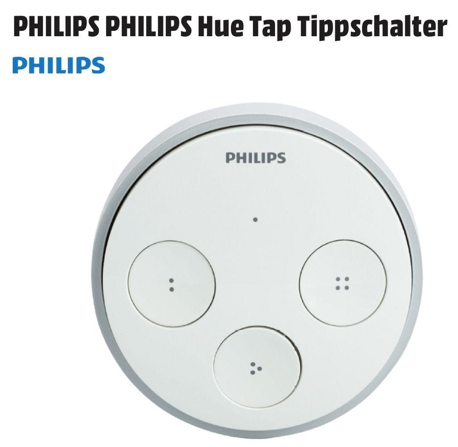 Hue Tap Switch bester Preis ever, laut idealo