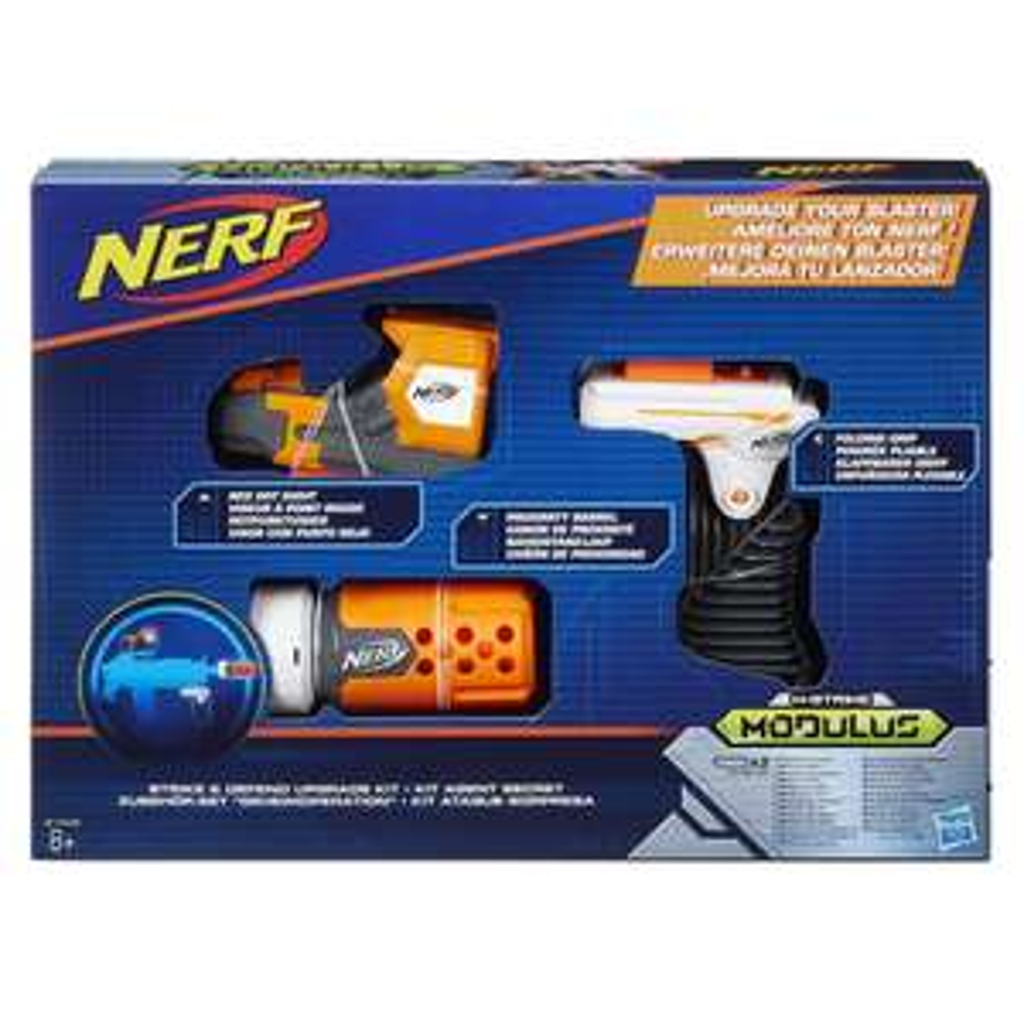 "[Real Marktabholung] Nerf N-Strike Elite XD Modulus Zubehör-Set ""Geheimoperation"""