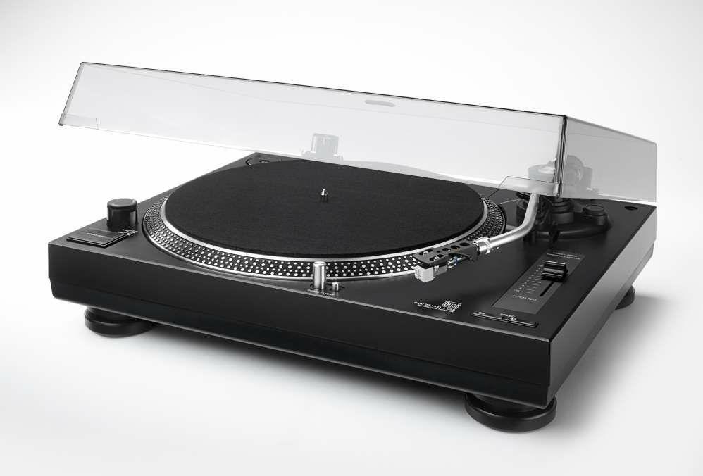 Dual USB-DJ Plattenspieler DTJ 301.1 USB