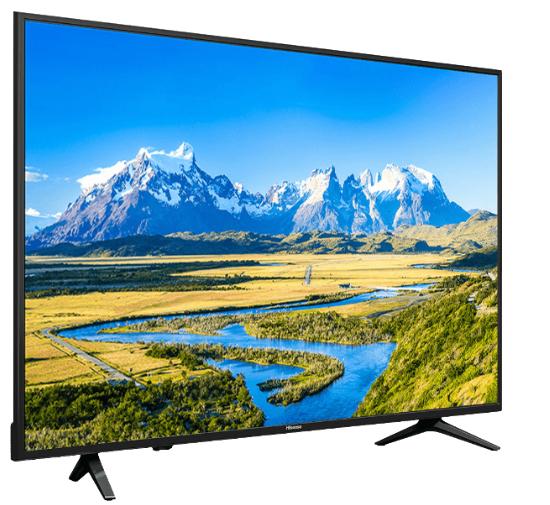 HISENSE H58A6100 LED TV (Flat, 58 Zoll/146 cm, UHD 4K, SMART TV, VIDAA U)