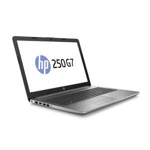 "HP 250 G7 Notebook, 15,6"" Full HD Display, Intel Core i3-7020U, 8GB DDR4, 256GB SSD (Finanzierung)"