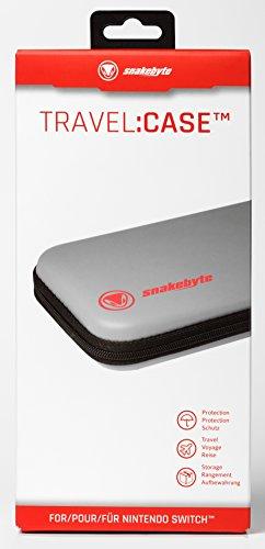 Snakebyte Nintendo Switch Travel: Case & Carry: Bag für je 6,71€ (Amazon Prime & Media Markt)