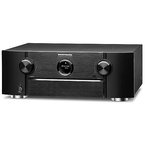 Marantz SR6013 9.2 AV Receiver Dolby Atmos 4K WiFi Bluetooth, HEOS, AirPlay2 - Schwarz