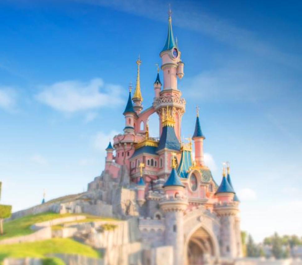 Disneyland Paris: 1 Nacht und Eintritt für einen Tag pP ab 89€