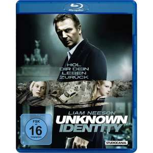 Unknown Identity [Blu-ray] für 8,99€ inkl. Versand @Amazon