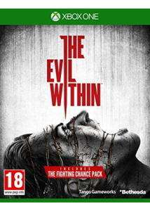 The Evil Within (Xbox One) + Fighting Chance Pack für 5,99€ (Gamesflat)