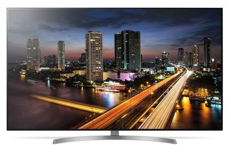 LG OLED65B8SLC OLED-TV (2018)