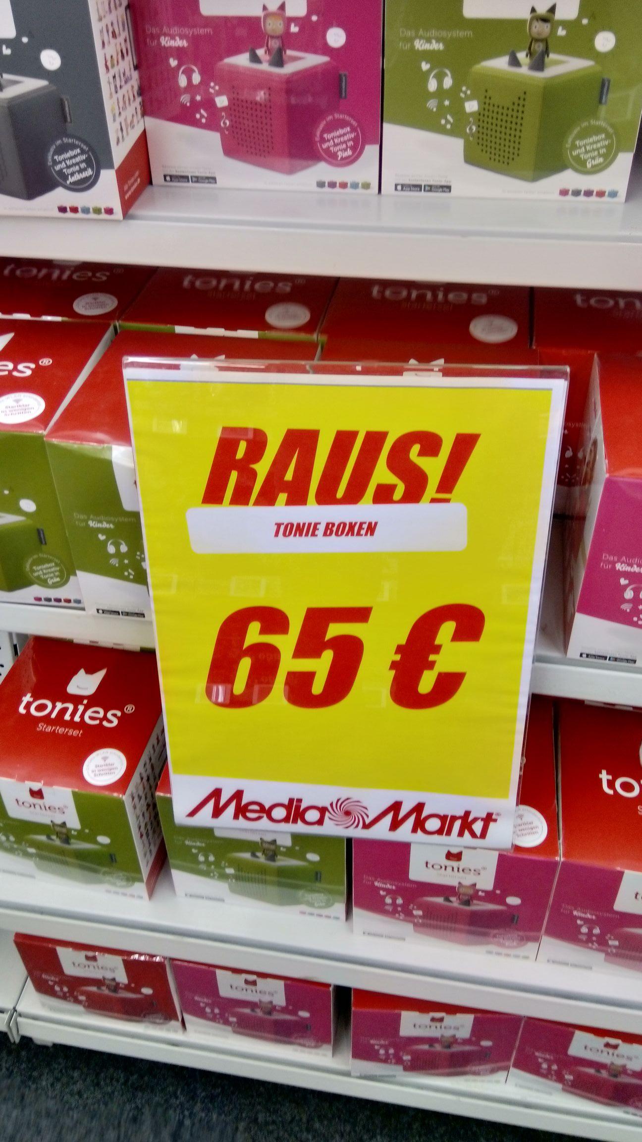 Tonies Toniebox - Media Markt Heidelberg  Rohrbach - [Lokal]
