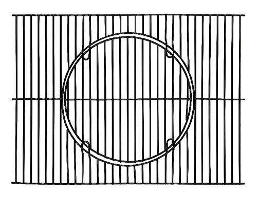 Knallerpreis, 3tlg. Tepro Guss Grillrost Set, Nr. 8246,schwarz, für Tepro Toronto + ähnliche [Prime]