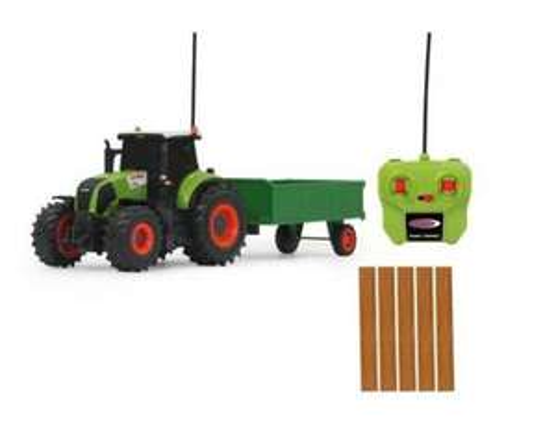 Jamara RC Traktor Set Claas RC Axion 850, 1:28 für 36,96€ @ MeinPaket.de