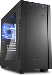 Gaming PC mit Ryzen 5 2600, RTX 2060 OC 6GB, 16GB RAM DDR4 3000, 512GB NVME SSD, 600W be quiet! System Power 9