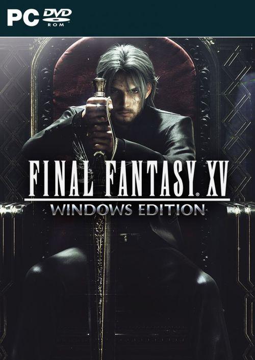 [cdkeys.com] Final Fantasy XV 15 Windows Edition PC STEAM für 14,89€