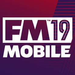 Football Manager 2019 Mobile für 3,49€ (iOS + Android)