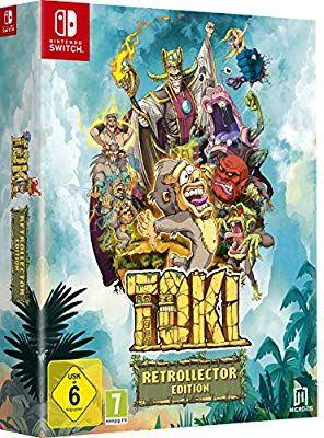 Toki Retrollector Edition (Switch) [Amazon Prime]