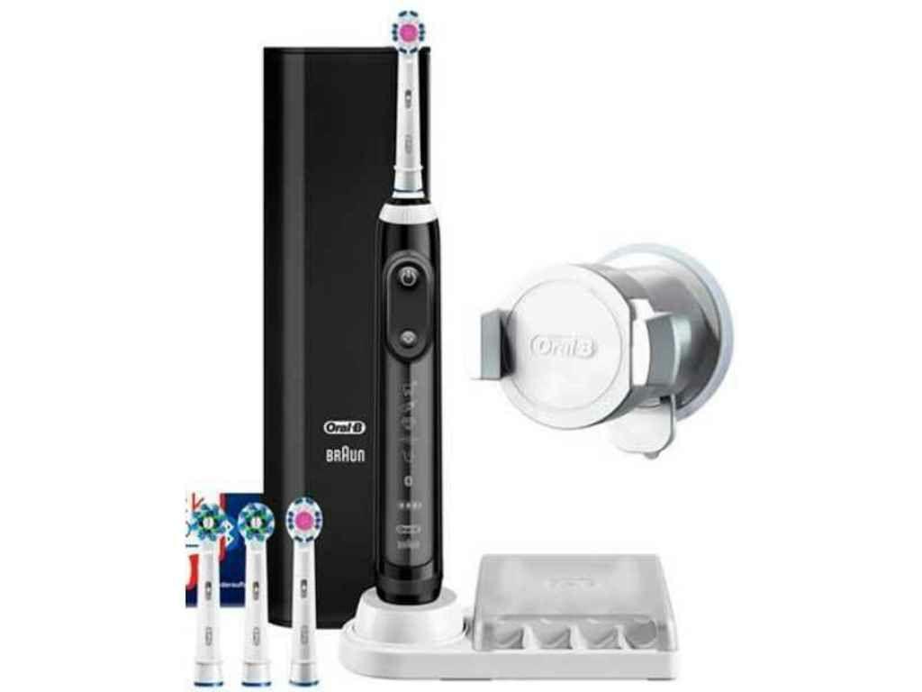Braun Oral-B Genius 9200W elektrische Zahnbürste Schwarz