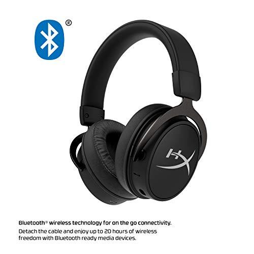 Kingston HyperX Cloud MIX Kabelgebundenes Gaming-Headset + Bluetooth