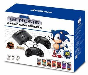 ATGames Sega Mega Drive Classic Game Console für 41,55€ (Amazon IT)