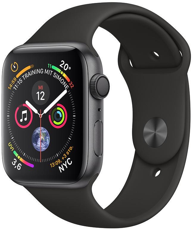 Apple Watch 4 GPS 40mm für 355,49€ inkl. Versandkosten