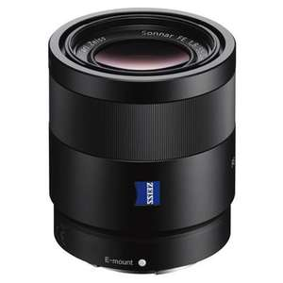 Sony Zeiss 55 f1.8 SEL55F18Z