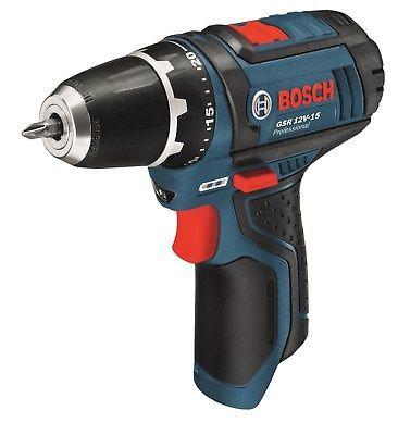 Bosch Akkuschrauber GSR 12V-15 / 10,8-2-LI ohne Akku ohne Ladegerät [EBAY]
