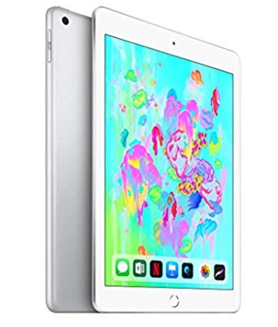 [Amazon.it] Apple iPad (2018) 128GB WiFi + Cellular silber/gold/spacegrau für 363.82€ | 32GB WiFi + Cellular gold für 291.93€