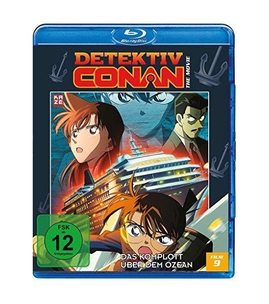 Detektiv Conan 9. Film: Das Komplott über dem Ozean (Blu-ray) für 11,96€ (GameStop)
