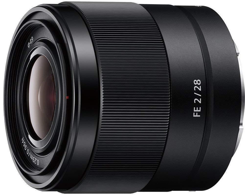 Sony FE 28mm f2.0 SEL-28F20