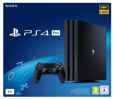 [Expert Simmerath] Sony PlayStation 4 Pro - 1 TB - Schwarz für 317€ bzw. 320,99€ mit Versand