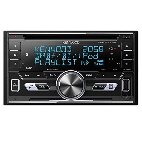Diverse Autoradio (s) von JVC / Kenwood bei Amazon im Angebot ab 56,27 (mit BT) oder 43,67 (nur AUX/USB)