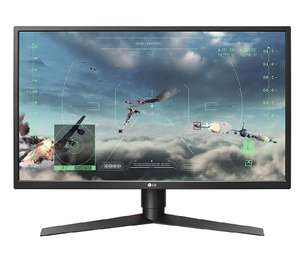 "[Amazon.fr] LG 27GK750F-B 27"" FHD, 400cd/m², TN, 240Hz, 8bit, Motion Blur, FreeSync, G-Sync Compatible, LFC, Pivot, USB-Hub, 2x HDMI, 1x DP"